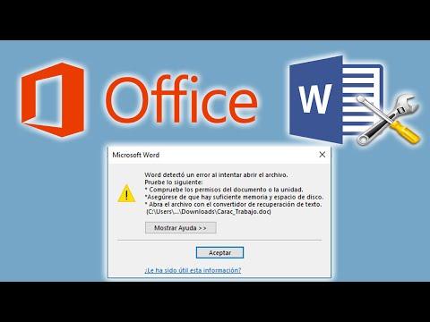 🥇-[soluciÓn]-word-detectó-un-error-al-intentar-abrir-el-archivo-✅