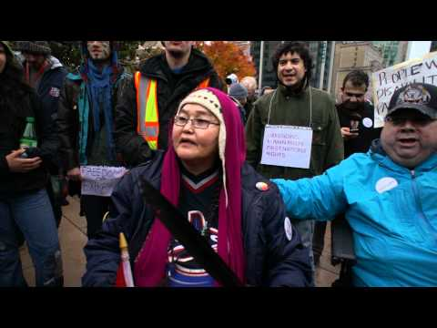 OCCUPY COURTHOUSE by Occupy Vancouver