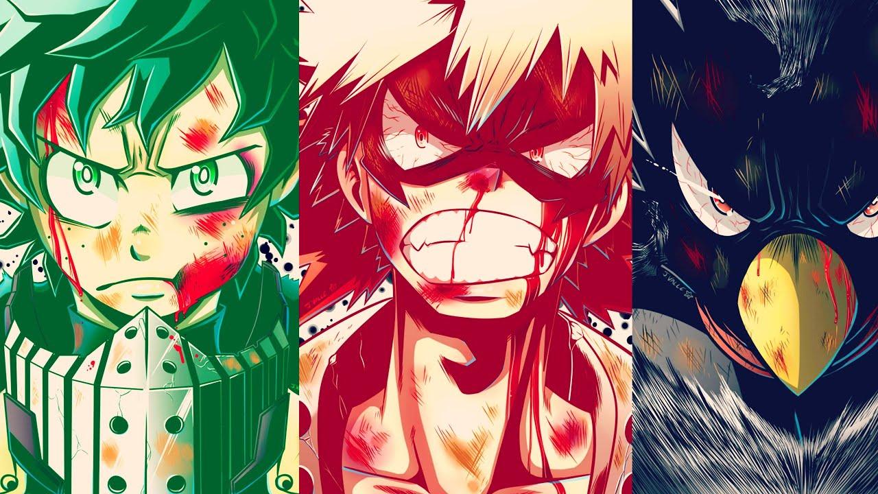 Os tipos individualidades (poderes) de boku no hero