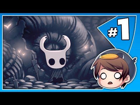 Hollow Knight | Slick Indie Platformer | Episode 1