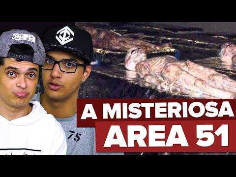 A MISTERIOSA AREA 51