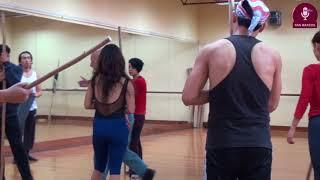 Tema:Ballet didáctico en San Marcos