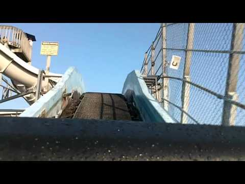 LOG FLUME WILDWOOD N.J.