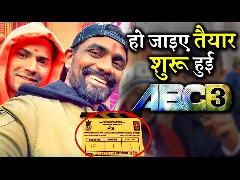 Remo D' Souza's ABCD 3 Shooting Starts in Punjab Along With Varun Dhawan