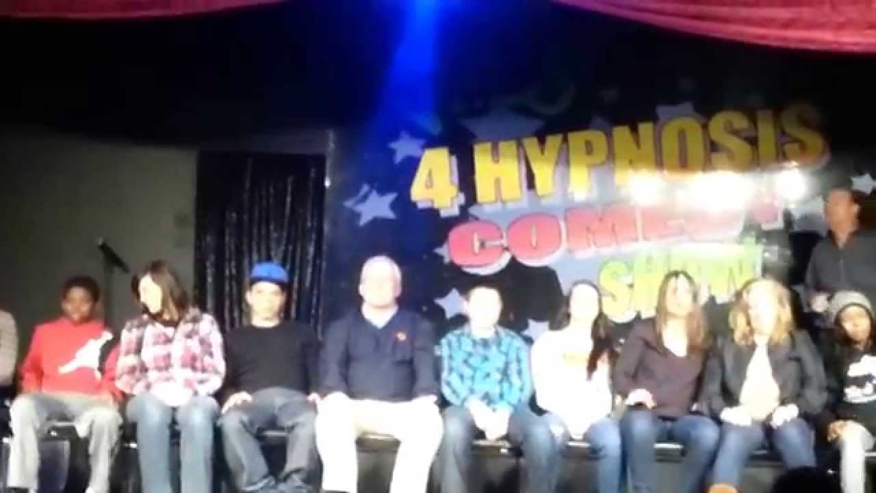 A Skit From Wild 4 Hypnosis Comedy Show At Laughs Theatre In Myrtle Beach