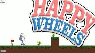 Happy Wheels - Flying Death Machine - Part 14