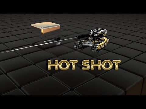 Daily Live Streaming of Tanki Online Legend 64 Pro. Hot Shot!
