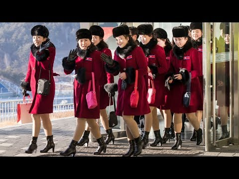 North Korea's 'Army of Beauties' | NYT
