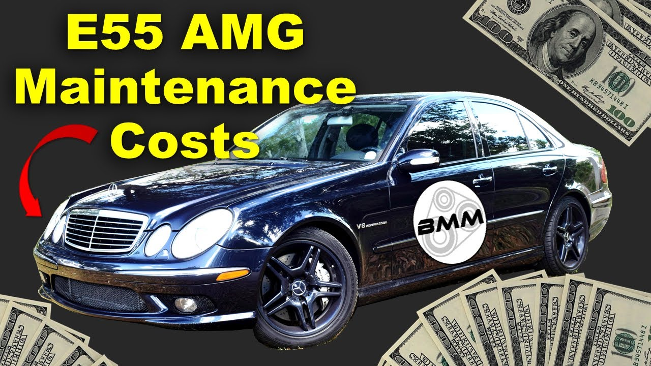 Download W211 E55 AMG Maintenance and Reliability Ownership Costs