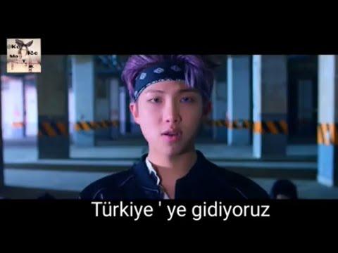 BTS - NOT TODAY (TURKISH PARODY) TÜRKÇE PARODY