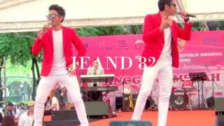 PENASARAN RIZKI RIDHO LIVE IN HONGKONG JEAND82