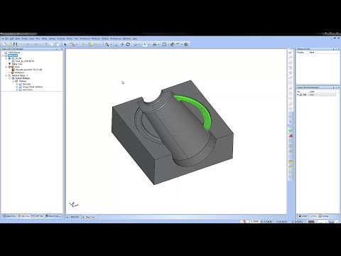 Mirror Toolpath - BobCAD-CAM Quick Tip