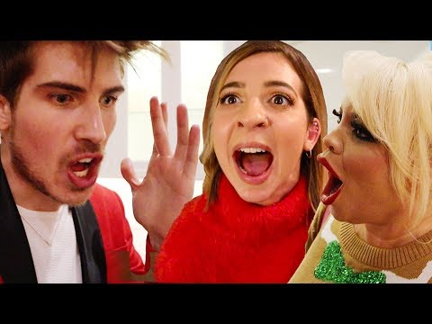 YOUTUBER CHRISTMAS PARTY GOT OUT OF CONTROL!