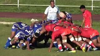TONGA COLLEGE 'ATELE VS TUPOU COLLEGE TOLOA // SENIOR BOYS SEMI-FINAL