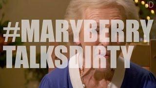 Mary Berry Talks Dirty | Joseph Donohue