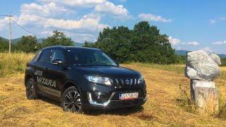 Majstorskom cestom preko Velebita! - Suzuki Vitara 4WD