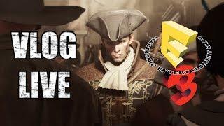 Vlog LIVE - Omówienie E3 2018 #5 Plus