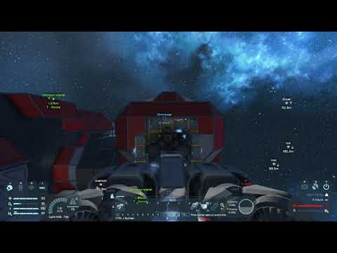 Space Engineers | Space Start (Red Ship) | Ep 04 - Ore Detected!