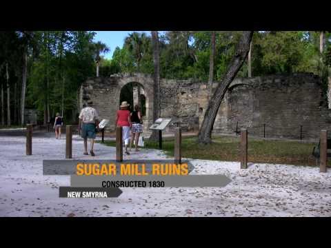 Explore The History Of DeLand, Daytona Beach And New Smyrna Beach Florida