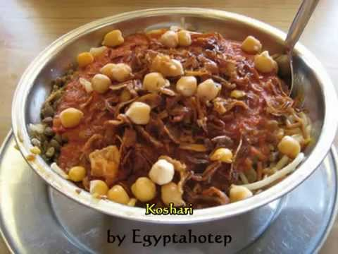a comparison of the african and egyptian food cuisine Ancient african food ancient sources of sustenance in the forest lands of ghana, cameroon, cocoyam began to be successfully cultivated  dishes in the ancient african cuisine even.