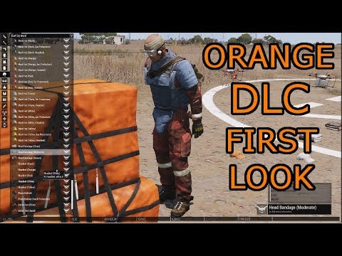 "An Honest First Look at ArmA 3's Orange ""Humanitarian"" DLC in the Eyes of a Zeus"