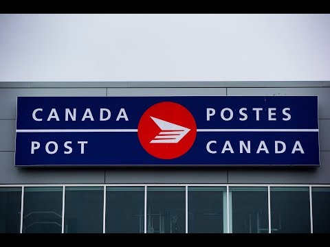 Canada Post Back-to-work Bill Passes House Of Commons