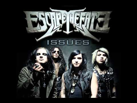 Issues by Escape The Fate | Interscope