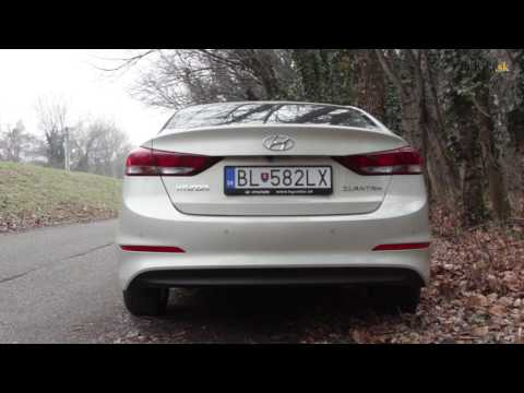 Test: Hyundai ELANTRA