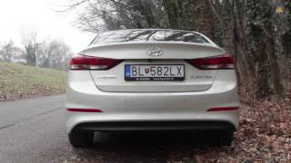 Test Hyundai ELANTRA