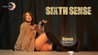 [Project AG] Sixth Sense 식스센스 | Brown Eyed Girls - 리첼 현 Cove…