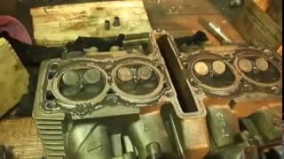 видео Замена направляющих втулок клапанов ВАЗ-2109 своими руками: инструкция
