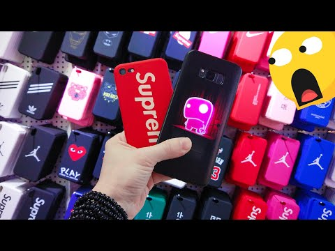The Coolest Smartphone Cases In China 馃摫 Supreme 馃槻馃槺