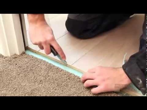 Laminate Flooring 5g Click System Installation Guide Youtube