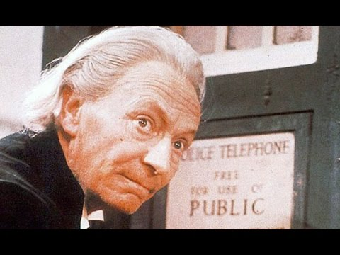 Doctor Who Character Review I - The First Doctor: William Hartnell