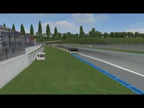 rFactor - TJemme Cup 2011/2012 - ROUND 08 - Italy -  Interviews
