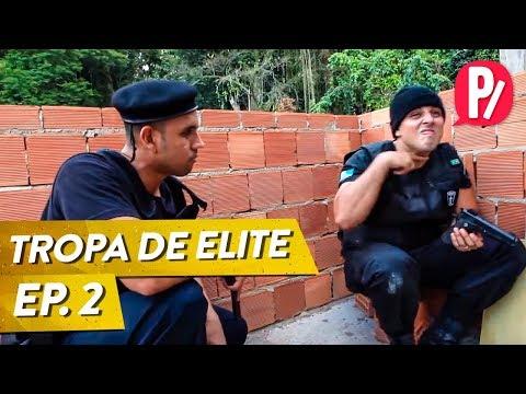 CORRA QUE A TROPA DE ELITE VEM AÍ - Ep. 2