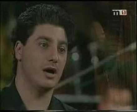 José Cura Bach - Gounod: Ave Maria Budapest 2000