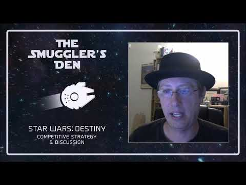 The Smugglers Den - A Star Wars Destiny Podcast - Ep. 34