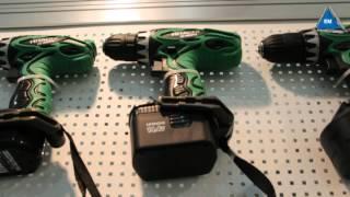 Шуруповерт аккумуляторный Hitachi DS14DVF3(Шуруповерт Hitachi DS14DVF3 - со склада в Киеве. Предлагает в Украине компания Электромотор. тел.5-000-888., 2013-03-11T13:01:46.000Z)