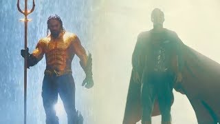 Aquaman Trailer - Man of Steel Style