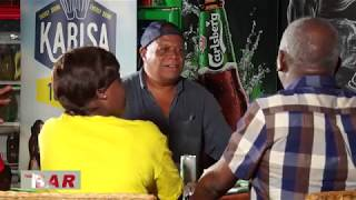 KABISA energy drink Malawi - explore our world on TV programme THE BAR