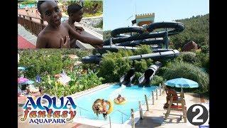 WATERPARK Aqua Fantasy  at Kusadasi  - GENIAAAALLL | K-Boyz TV