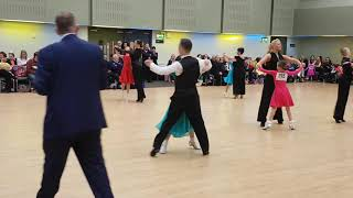 Wythenshaw Ballroom Dance Competition 2019