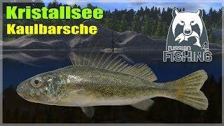 Russian Fishing 4: Kristallsee Kaulbarsche statt Brassen [Deutsch]