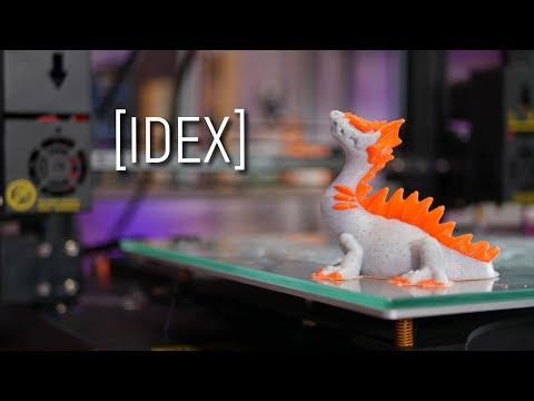 Huge IDEX 3D Printer - Copymaster 300 V2 Review