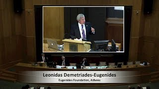 Leonidas Demetriades-Eugenides -  Hellenic Innovation Forum 1st Conference