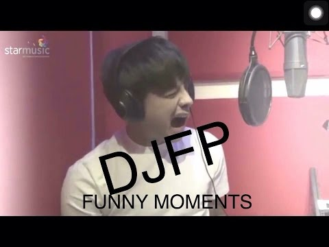 Daniel Padilla - Funny Moments part 1