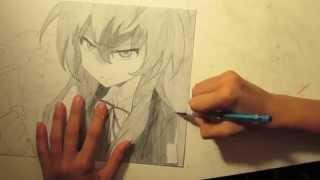 Drawing Taiga Aisaka [ Toradora ]
