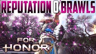 [For Honor] Aramusha Reputation 0 Brawls
