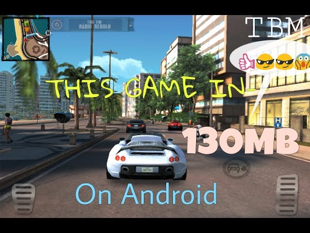 How To Download & Play Gangster Rio Highly Compressed In 130
